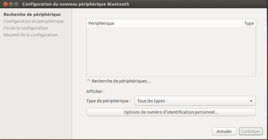 fichier de licence logicielle bluetooth