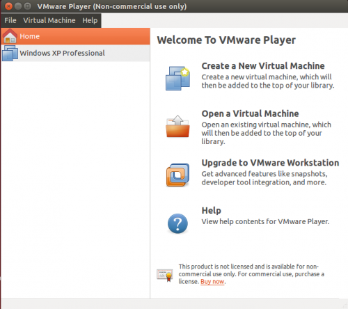 VMware Player6
