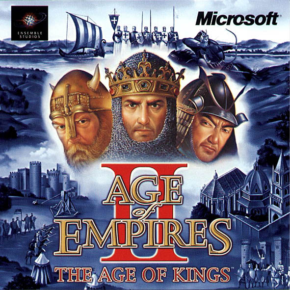 Age of Empires 2 + Expansion The Conquerors  Completo