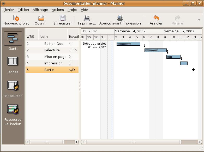 Planner Wiki Ubuntu Fr