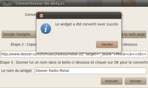 tutoriel deezer sur le bureau wiki ubuntu fr. Black Bedroom Furniture Sets. Home Design Ideas