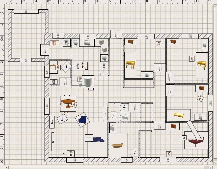 Comment dessiner un plan d appartement dessiner un plan for Dessiner un plan
