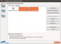 tutoriel installer imprimante samsung wiki ubuntu fr. Black Bedroom Furniture Sets. Home Design Ideas