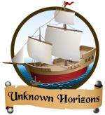Unknown Horizons -- Logo