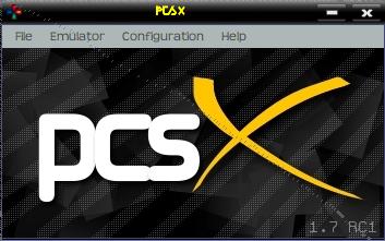 PCSX, un émulateur PSX libre
