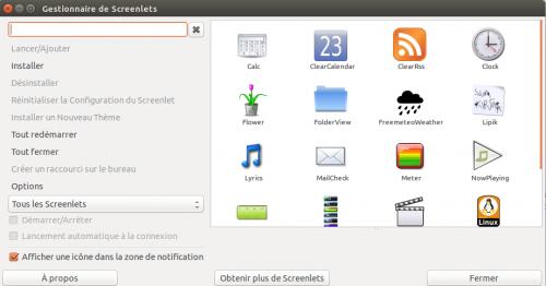 screenlets wiki ubuntu fr. Black Bedroom Furniture Sets. Home Design Ideas