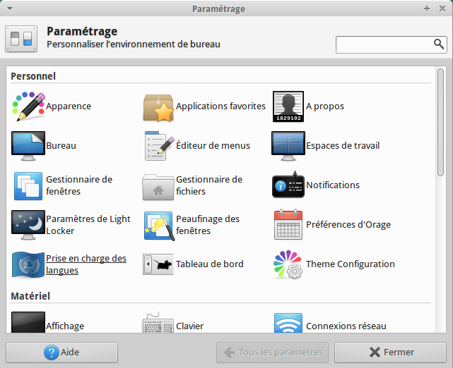 Tutoriel Personnaliser Xfce Wiki Ubuntu Fr