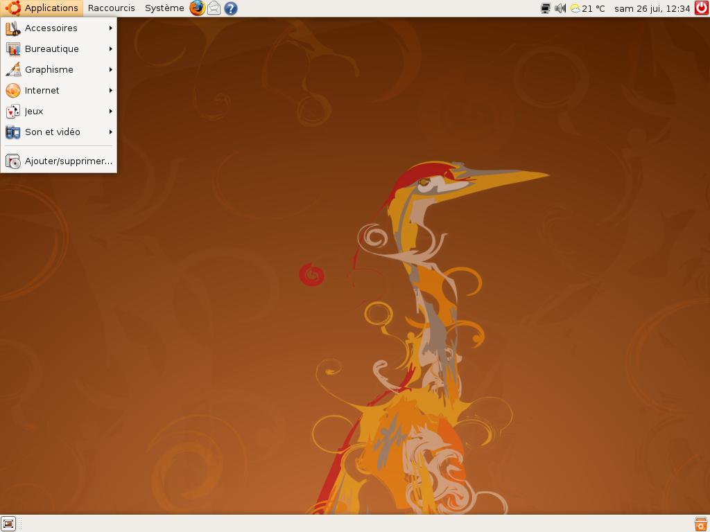 Les Variantes d'Ubuntu Ubuntu_8.04_gnome