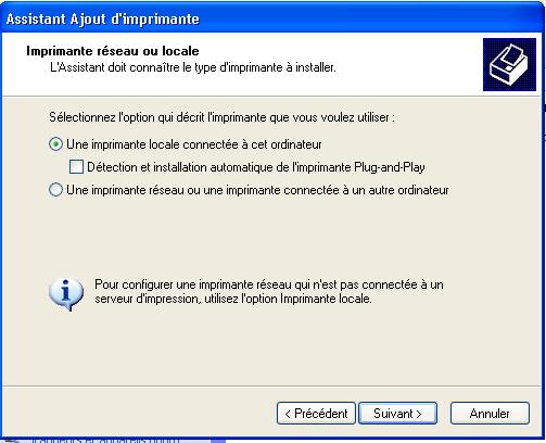Partager une imprimante Windows sans les pilotes sur PC